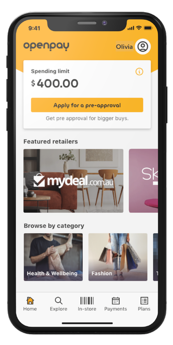 Openpay App image